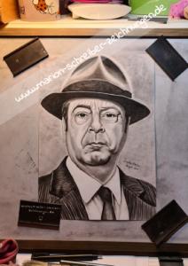 Detective Inspector Thursday